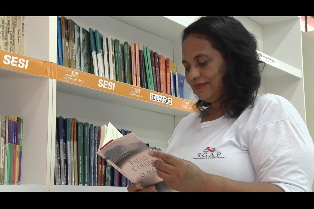 Sistema prisional alagoano recebe mais de 480 livros paradidáticos